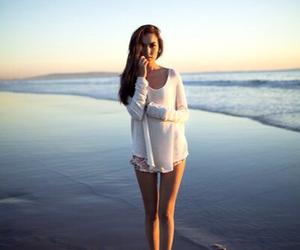 beautiful, beautiful girl, and long legs image