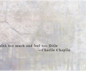 quote and charlie chaplin image