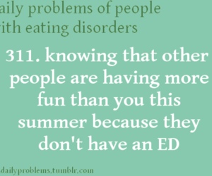 bulimia, edsdailyproblems, and skinny image