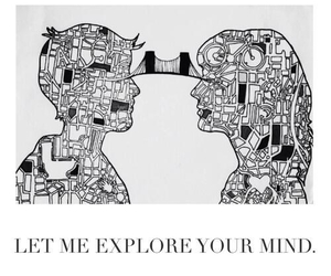 mind, explore, and quotes image