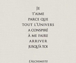 quotes, love, and french image