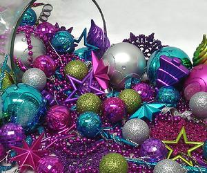 christmas and colorful image