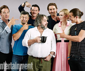 the hobbit, sdcc, and the lord of the rings image