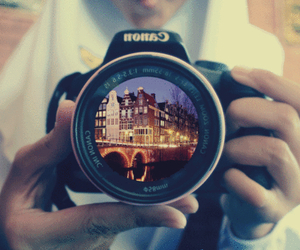 camera, moment, and hipster image