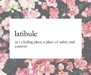 definition, quotes, and latibule image