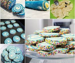 food, diy, and blue image