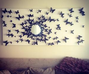 beautiful, diy, and butterfly image