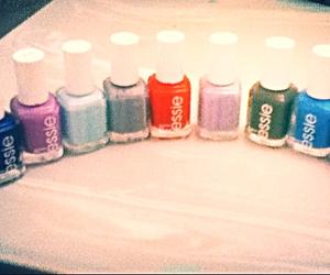 nail polish, shades, and girl problems image