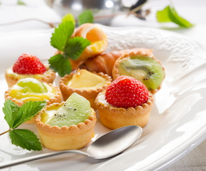 fruit, food, and dessert image