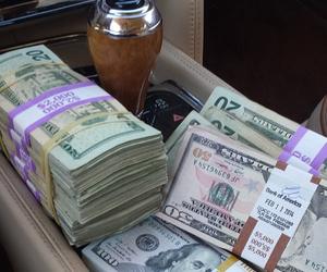 money, luxury, and car image