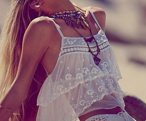 fashion, indie, and summer image