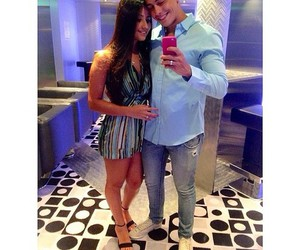 couple, party, and love image