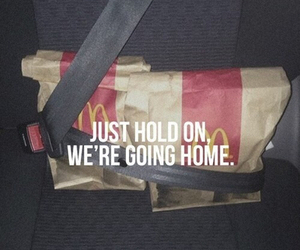 food, funny, and McDonalds image