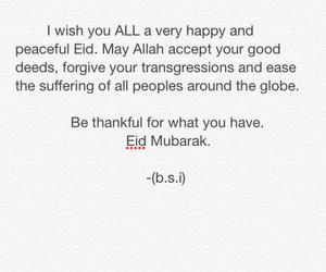 celebrate, eid, and eid mubarak image