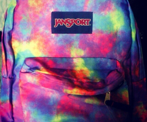 bagpack, beautiful, and colors image