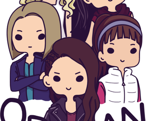 helena, orphan black, and orphanblack image