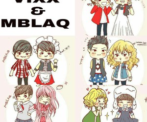 funny, mblaq, and my edit image