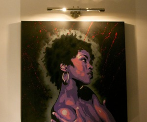 art and lauryn hill image
