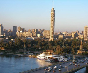 egypt, cairo tower, and tour du caire image
