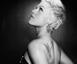 pink, P!nk, and singer image
