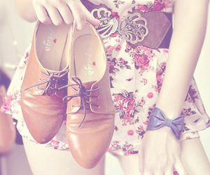 shoes, fashion, and dress image