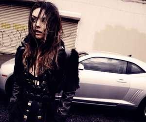 Mila Kunis, car, and mila image