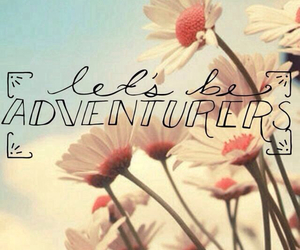 adventure and flowers image
