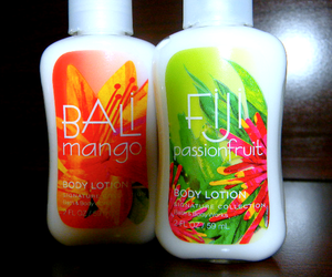 lotion and bali image