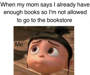 book, love, and bookstore image