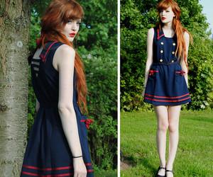 alice, classic lolita, and fashion image