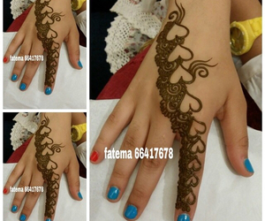 henna and mehendi image