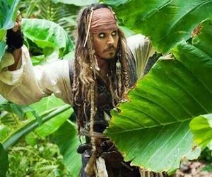 disney, movies, and piratas del caribe image