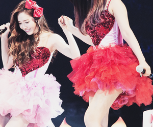 snsd, jessica, and yuri image