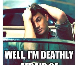 channing tatum, Hot, and funny image