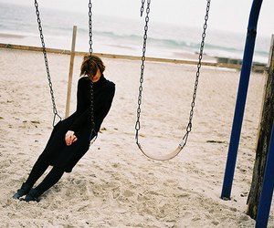swings and vintage image