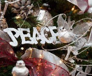 christmas, peace, and le journal de prada image