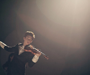 henry, violin, and Henry Lau image