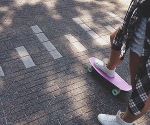 summer and pennyboard image