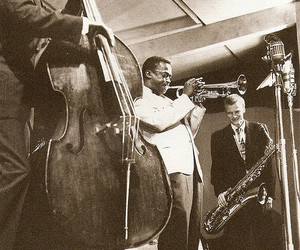 black and white, jazz, and musical image