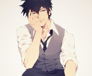 anime, psycho pass, and boy image