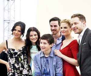 once upon a time, cast, and Emilie de Ravin image