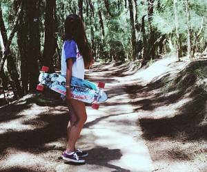 girl, summer, and cool image