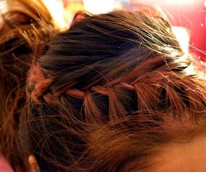 hair and braid image