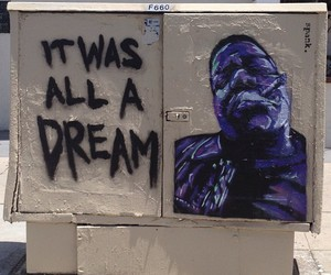 graffiti, b.i.g, and Notorious image