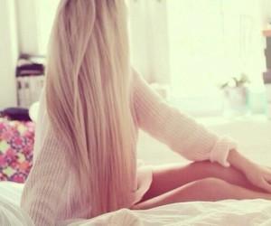beauty, long hair, and photo image