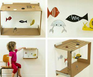 diy, fish, and kids image