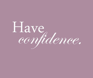 confidence, lavender, and life image