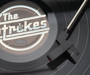 the strokes, indie, and rock image