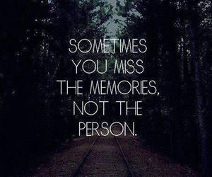 life, memories, and miss image