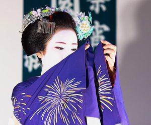 beauty geisha japan image